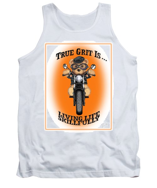 True Grit Tank Top by Jerry Ruffin