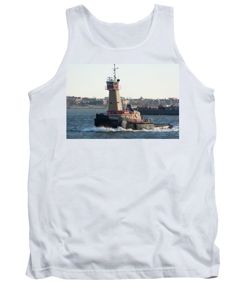 Tugboat Dace Reinauer Tank Top by Kenneth Cole
