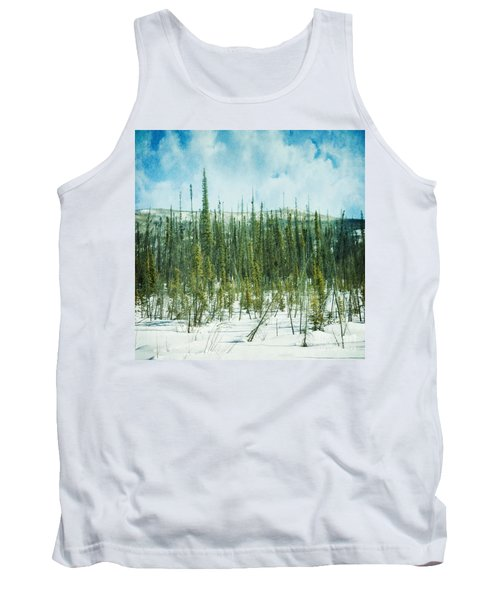 Tundra Forest Tank Top
