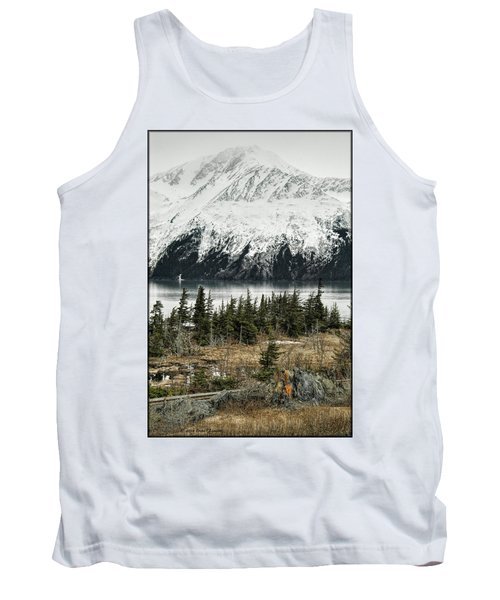 Turnagain Arm  Tank Top