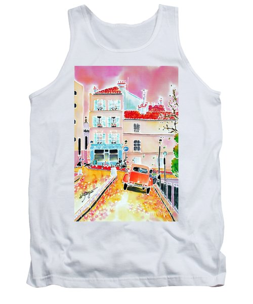 Twilight Montmartre Tank Top