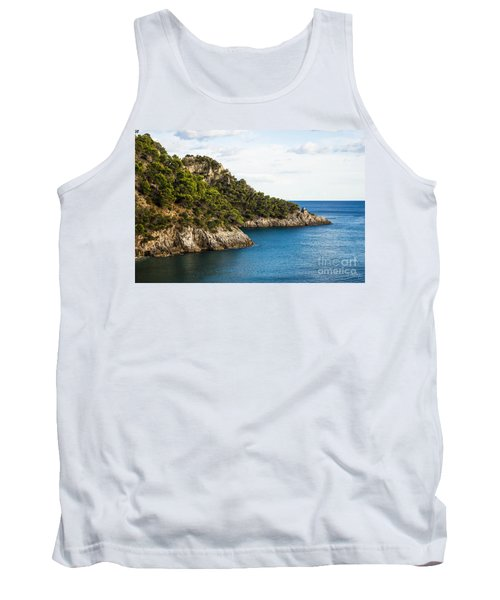 Twin Points Of Italy Tank Top