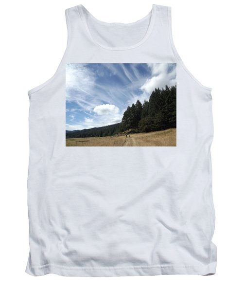 Two Of A Kind Tank Top by Richard Faulkner