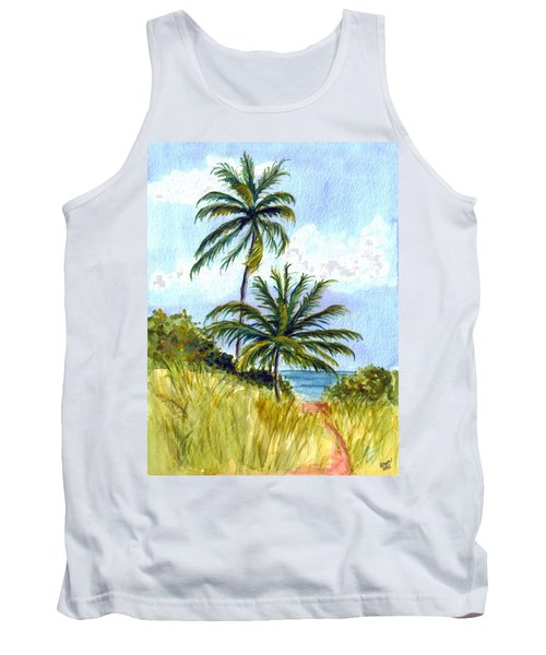 Two Palms Tank Top