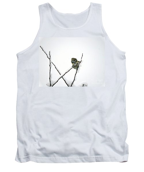 Two Sparrows Tank Top