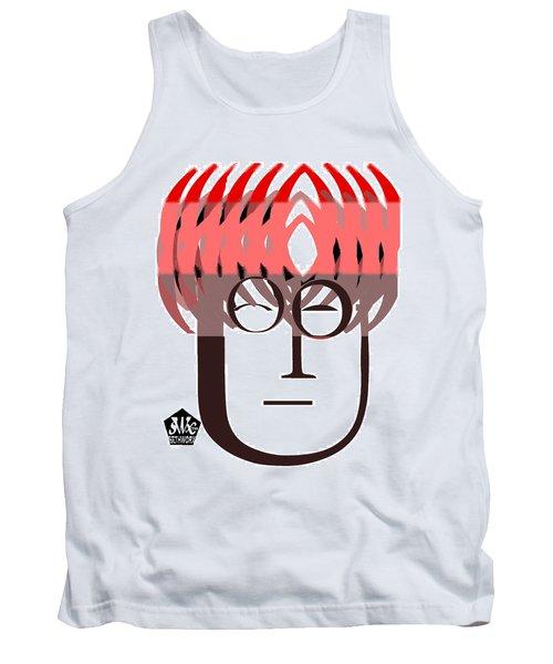 Typortraiture John Lennon Tank Top