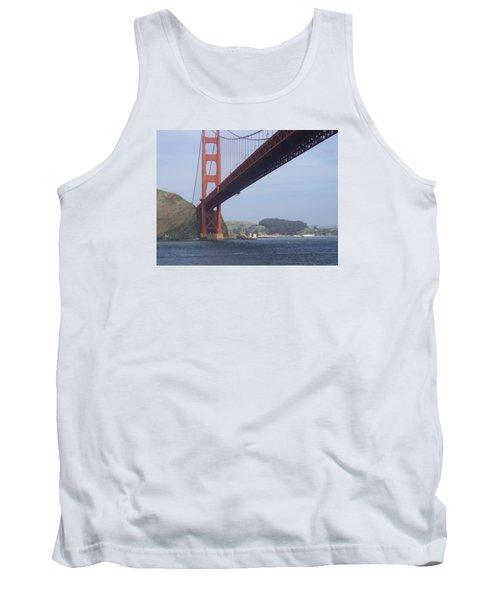 Under The Golden Gate Tank Top