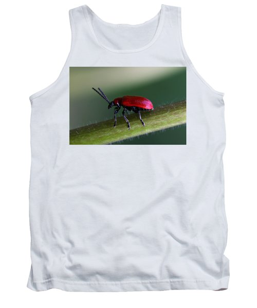 Tank Top featuring the photograph Under Way by Annie Snel