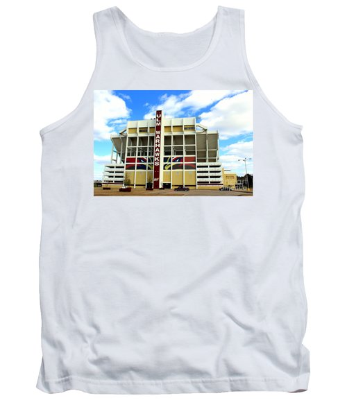 University Of Louisiana At Monroe Malone Stadium Tank Top