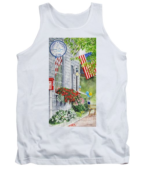 University Of Nantucket Shop Tank Top