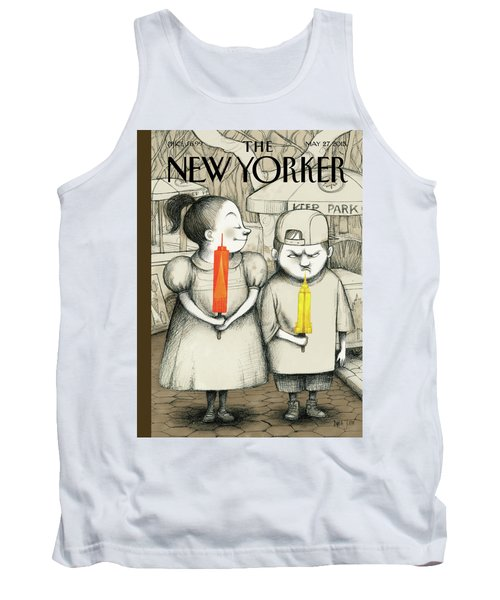 New Yorker May 27th, 2013 Tank Top