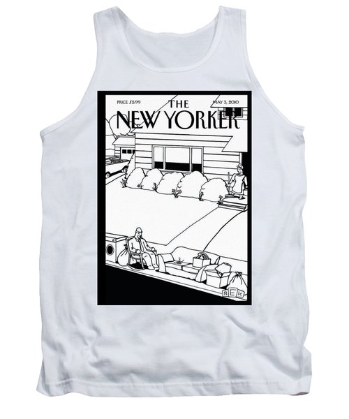 New Yorker May 3rd, 2010 Tank Top