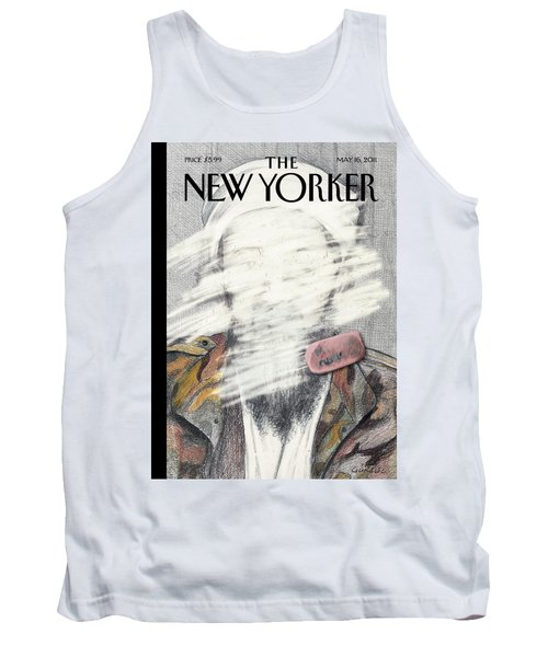 New Yorker May 16th, 2011 Tank Top