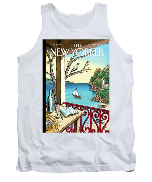 New Yorker April 18th, 2011 Tank Top