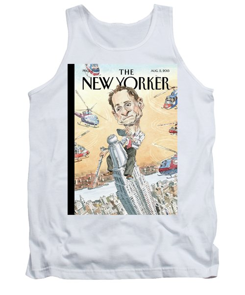 New Yorker August 5th, 2013 Tank Top