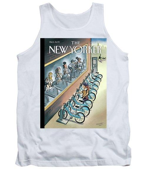 New Yorker June 3, 2013 Tank Top