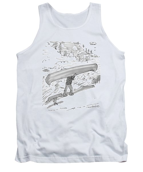 New Yorker October 17th, 2016 Tank Top