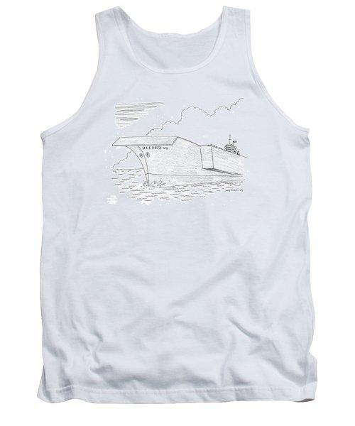 U.s.s. Deja Vu Tank Top