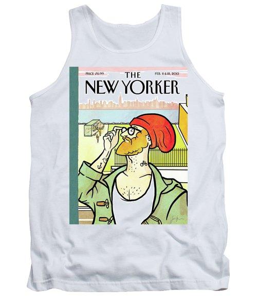 Brooklyn's Eustace Tank Top