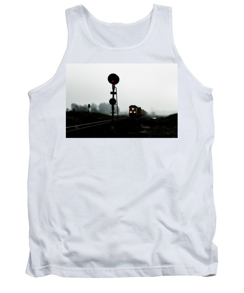 Tank Top featuring the photograph Up 8057 by Jim Thompson