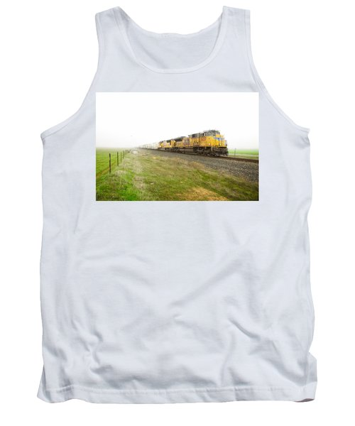 Tank Top featuring the photograph Up8420 by Jim Thompson