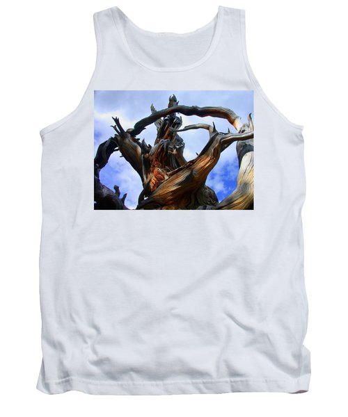 Uprooted Beauty Tank Top