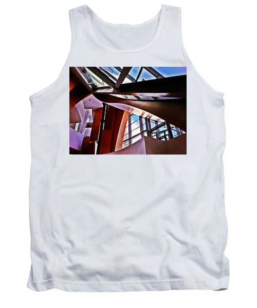 Urban Abstraction Tank Top