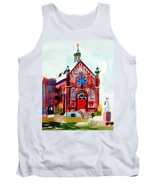 Ursuline II Sanctuary Tank Top