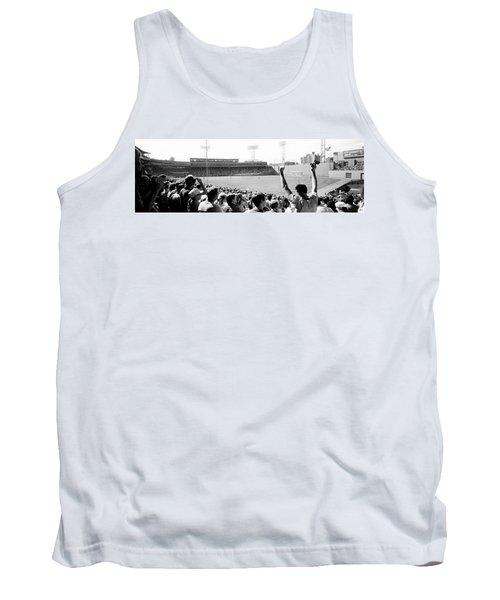 Usa, Massachusetts, Boston, Fenway Park Tank Top