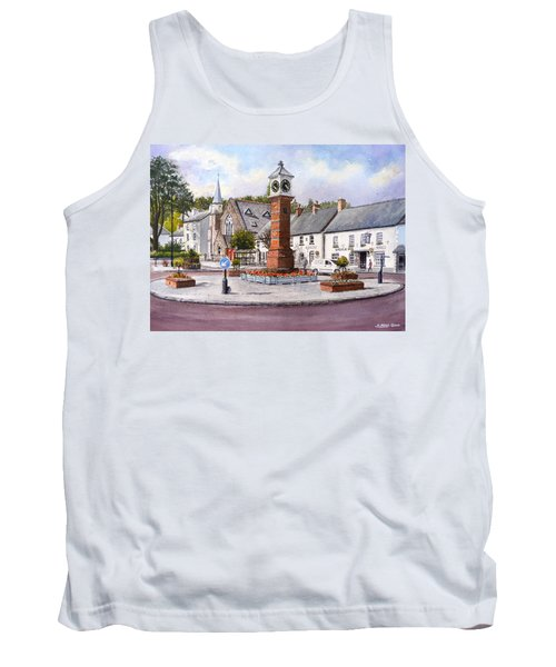 Usk In Bloom Tank Top