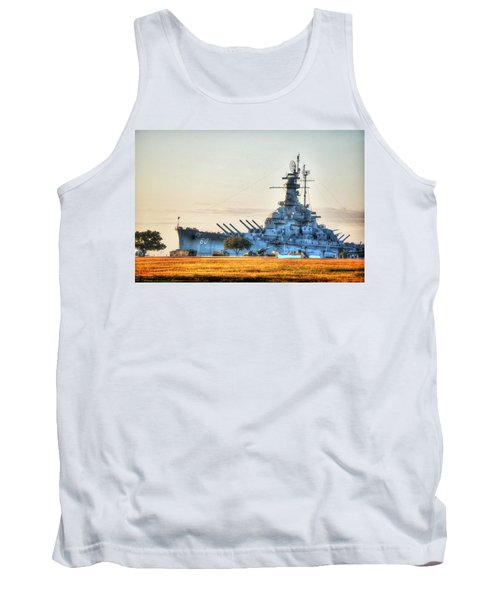 Uss Alabama Tank Top