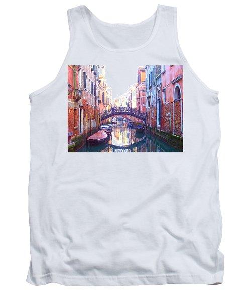 Venetian Reflections Tank Top