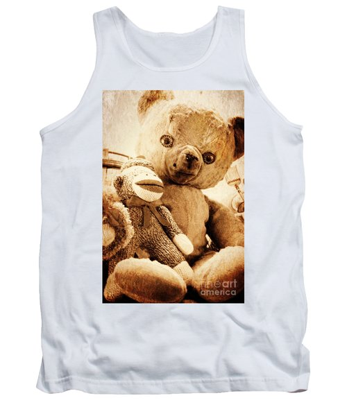 Very Old Friends Tank Top