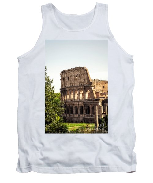 View Of Colosseum Tank Top