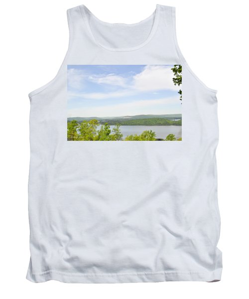 View Of The Mountains Of Alabama Tank Top by Verana Stark