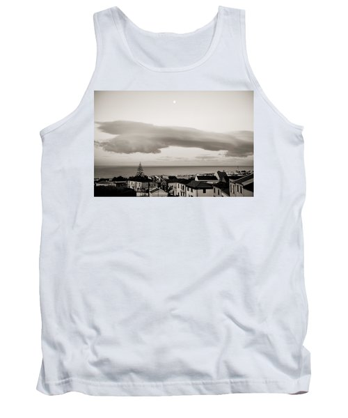 Village Rooftops At Sunrise Tank Top