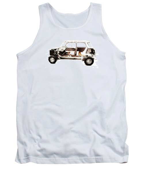 Vintage Car  Tank Top by Gina Dsgn