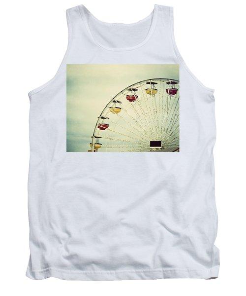 Vintage Ferris Wheel Tank Top