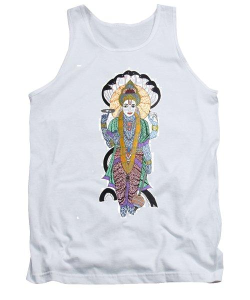 Vishnu II Tank Top