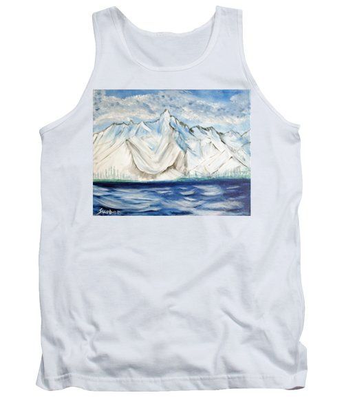 Vision Of Mountain Tank Top