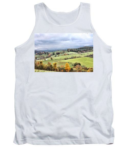 Waddletown Road Tank Top