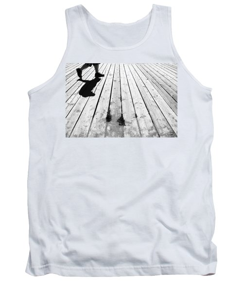 Walk On By Tank Top