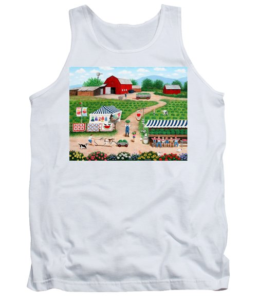 Walter's Watermelons Tank Top