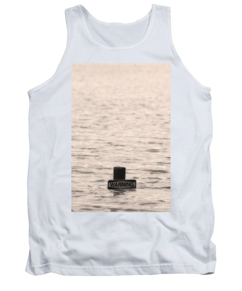 Warning Midwest Floods Tank Top