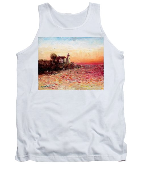 Watch Over Me Tank Top