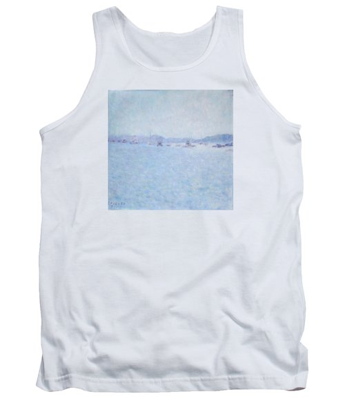 Water At Cannes France Tank Top