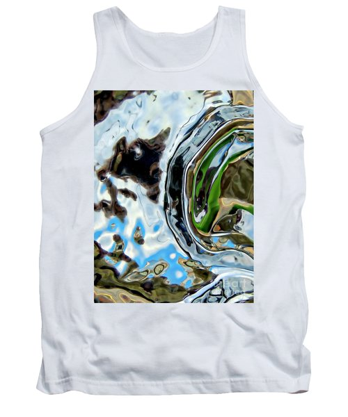 Water Captivates Tank Top