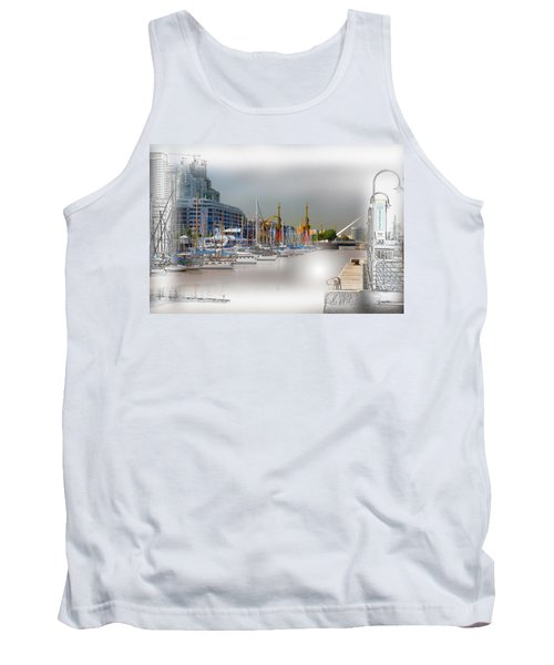 Water Way Buenos Aires Tank Top