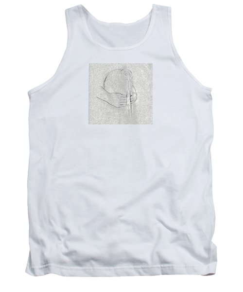 Tank Top featuring the photograph Waters Of Life by I'ina Van Lawick