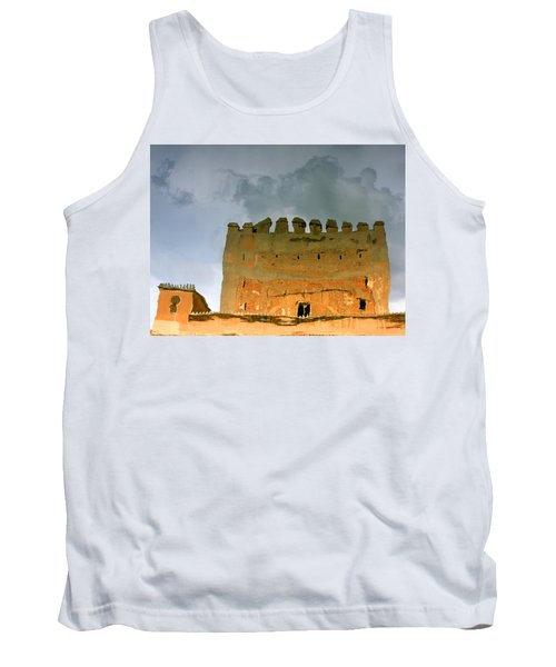 Tank Top featuring the photograph Watery Alhambra by Rick Locke